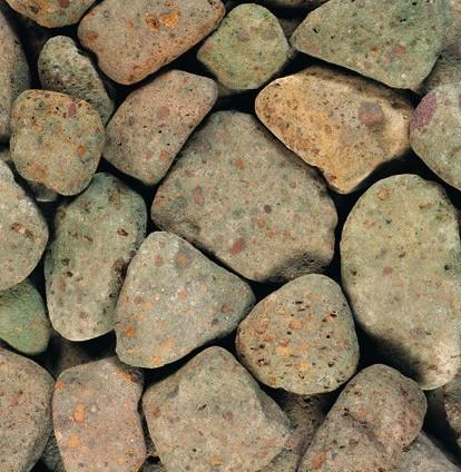 LANDSTONES GARDEN GREEN 10-30 CM TUMBLED